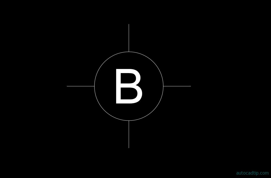 block attribute - axis symbol style-3