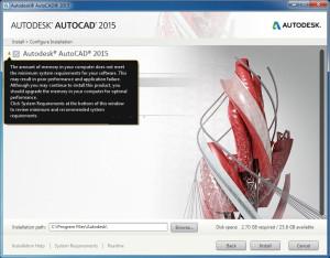 Error autocad 2015 install